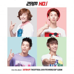 Cover del single 'No.1 ()' di 2AM