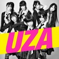 UZA  (CD+DVD Limited Edition B) Cover