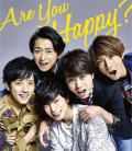 Are You Happy? (CD+DVD) Cover