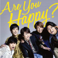 Are You Happy? (CD) Cover