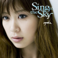 Sing to the Sky (CD+MV DVD) Cover