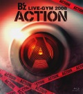 B'z LIVE-GYM 2008 -ACTION- Cover
