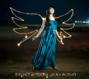 Cover del single 'BRIGHT STREAM ()' di Nana Mizuki