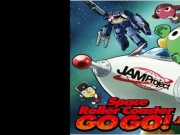JAM Project - Space Roller Coaster GO GO! (image video)